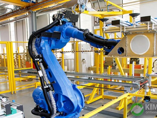 Сферы применения промышленных роботов YASKAWA